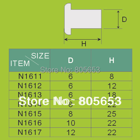 High quality  T screw nut furniture fitting chrome plated m8 iron nut  (N1614)
