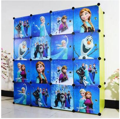 Детские шкафы из Китая