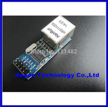 5pcs/lot ENC28J60 SPI interface network module Ethernet module (mini version)
