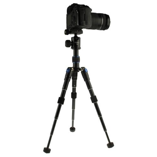 Здесь можно купить  Aluminum Alloy Black Color Tripod Monopod For Professional DSLR Camera Panoramic  Бытовая электроника