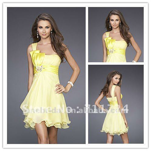 beach maxi dress Picture - More Detailed Picture about Pale yellow ...