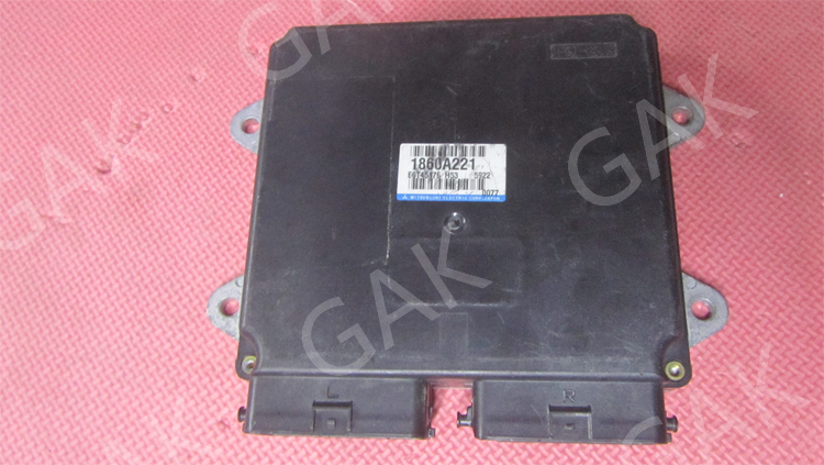 Mitsubishi Engine ECU Engine Control Computer 1860A221/E6T45176(China (Mainland))