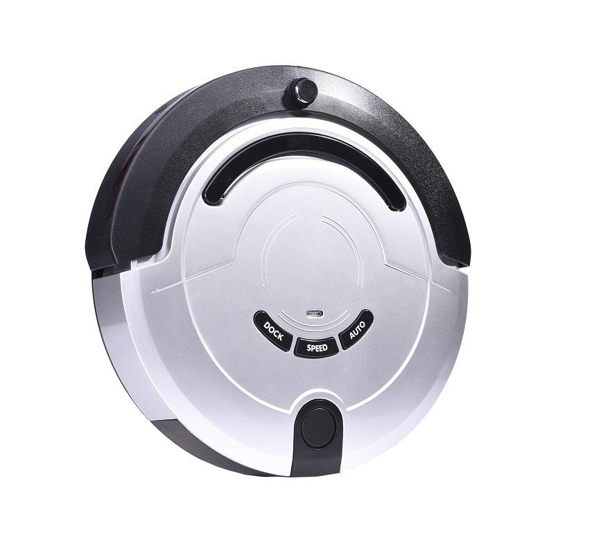 Klinsmann Intelligent Robot Vacuum Cleaner for Home Slim, Cliff Sensor,HEPA Filter,Remote control Self Charge ROBOT ASPIRADOR(China (Mainland))