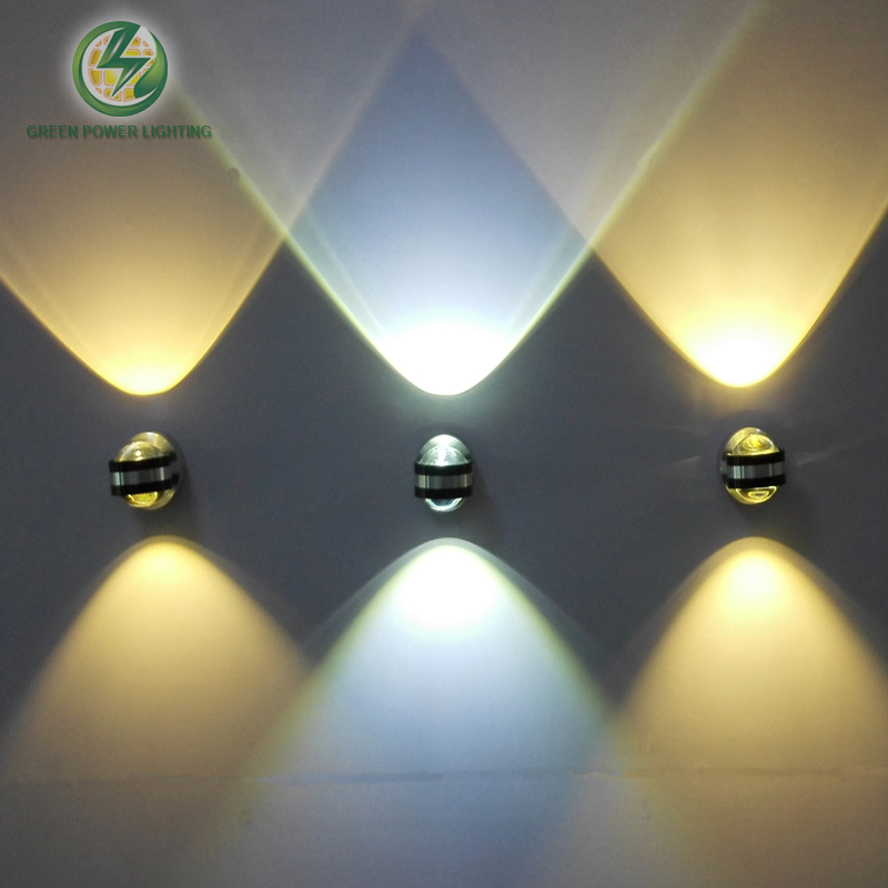 Corner Wall Light Indoor : Aliexpress.com : Buy Indoor decorative wall mounted led wall light,led corner light,led path ...