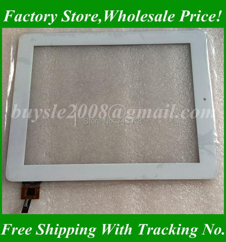 9.7 inch Z99-C A9-C Tablet Computer Touch Screen Digital Instrument Glass Lens Panel QSD E-C97015-01 White - Buysle LTD store