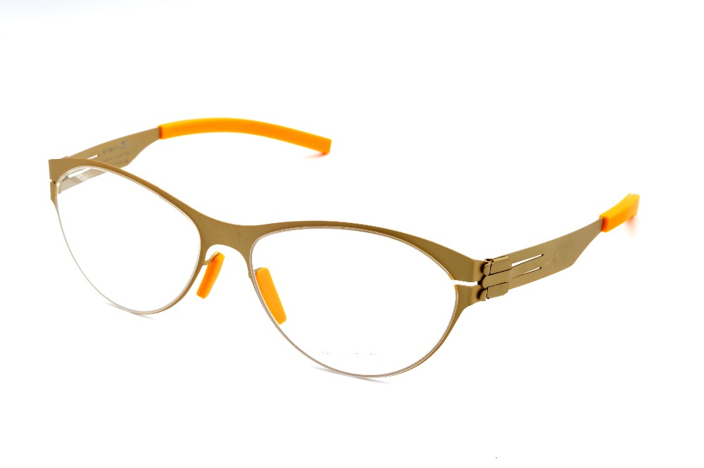 Eyeglass Frame Joint : 0.55MM STAINLESS STEEL TRIGEMINAL REMOVABLE NO SCREW ...