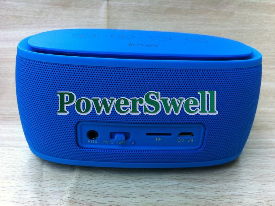 10pcs/lot Big Sale Super Bass K5 Portable Mini Wireless APP Bluetooth Stereo Music Speaker For iPhone Samsung Nokia Sony(China (Mainland))