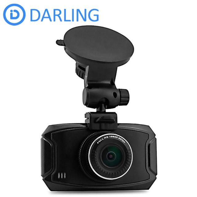 """GS90C Ambarella A7LA70 Car DVR 1296P Dome Dash Camera 2.7 Inch 170"""" Wide Angle 5.0 MP COMS G-Sensor HDR Dashcam Video Recorder"""