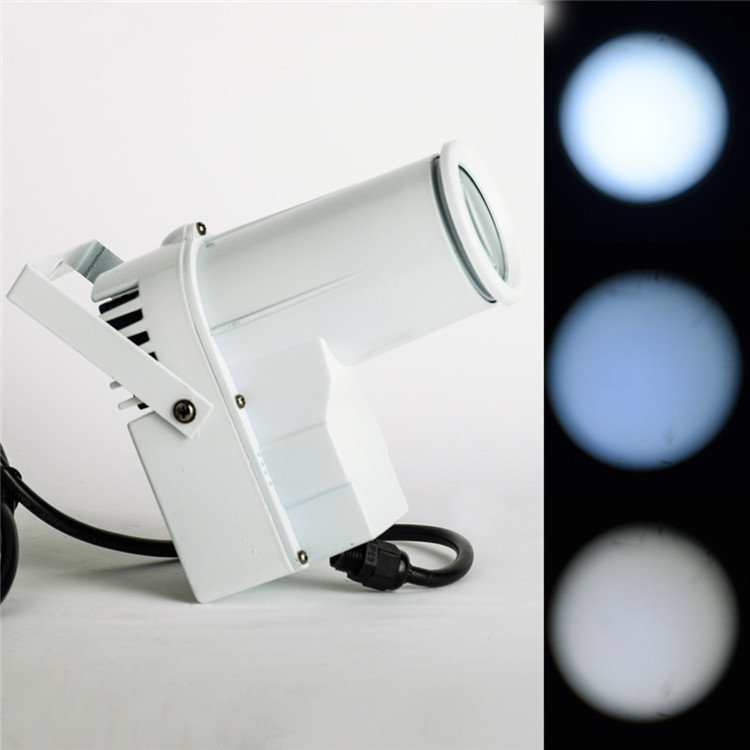 Eyourlife 10W CREE LED Pinspot DJ Spot Beam Light Stage Party Bar Effect White Lighting - huixiao1225 store
