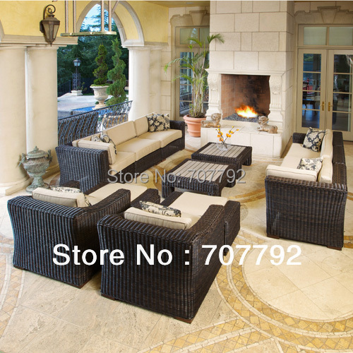 New Style resin wicker outdoor furniture(China (Mainland))
