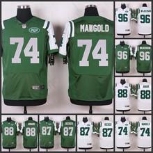 SALE Elite men SALE York Jets 96 Muhammad Wilkerson 88 Jace Amaro 87 Eric Decker 74 Nick Mangold 50 Darron Lee E-5(China (Mainland))