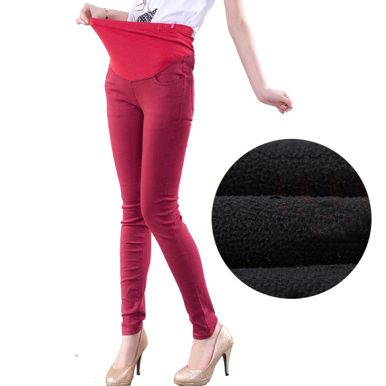 Maternity Pants High Waist Casual Pregnancy Clothes for ...
