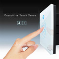 2017 New EU Type Sonoff Wifi Touch Glass Panel Switch Smart Home Remote Control Wifi Switch