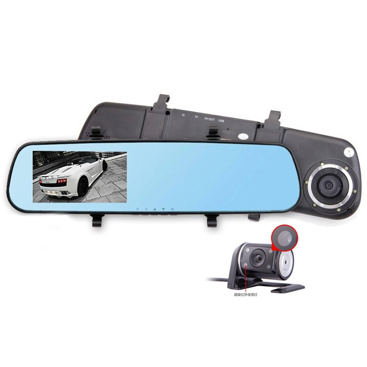 Bluetooth handsfree 198 portable hd car DVR 2.5 TFT LCD screen VGA 640*480 Portable Car DVR 198 Car Video Recorder Camera(China (Mainland))