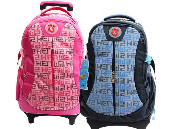 school bags mochila infantil kid bag bolsas backpack child primary students trolley detachable &88076 - Top Selling Best Store store