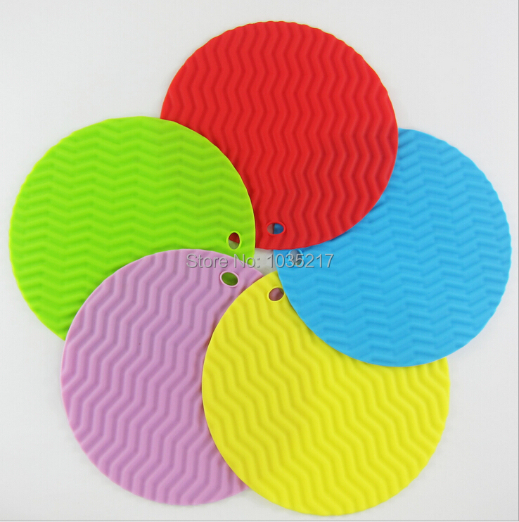 Household Supplies Round corrugation Silicone Coasters  : Household Supplies Round corrugation Silicone Coasters Cute Lattice Cup Plate Pots Non slip Waterproof Insulation Pad from www.aliexpress.com size 738 x 742 jpeg 535kB