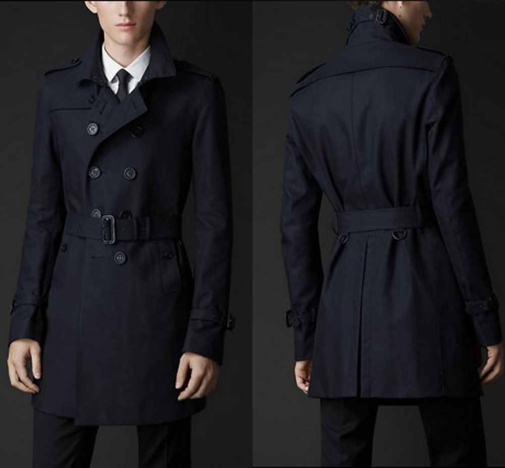 Men's Trench Coat. Made from heavy duty cotton, poplin, leather or gabardine drill, in its simplest form, at trench coat is a lightweight waterproof warmongeri.gar, as you will probably already know, a trench coat can be so much more than this.