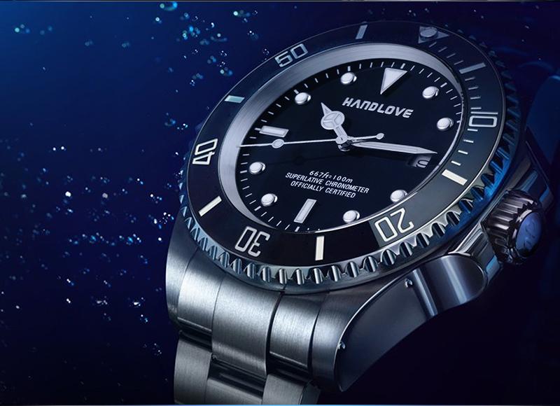 Спортивные Повседневные Часы Световой Водонепроницаемый Известная Марка мужские Наручные Часы H4.6703G