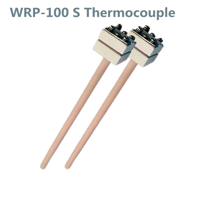 WRP-100 probe head S type Platinum and Rhodium thermocouple temperature sensor 1600 degree<br><br>Aliexpress