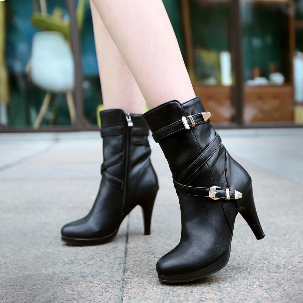 Ladies Large Size Winter Boots   NATIONAL SHERIFFS' ASSOCIATION