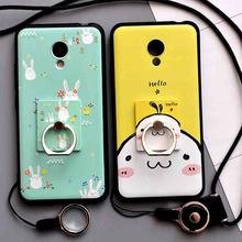 """Buy Meizu M3S mini Case 5.0"""" Soft Ultra Thin TPU 3D Relief Painting Back Cover Case Meizu M3s Meizu M3 mini for $4.59 in AliExpress store"""