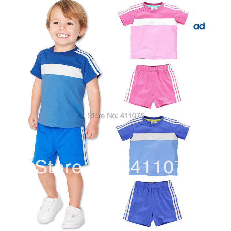 Wholesale 2016 HOT Good Baby Kids Outfits Boys & Girls T