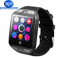 Smartwatch q18 Bluetooth smart watch music camera pedometer connection Android smartphone xiaomi Huawei Samsung
