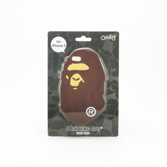 2013 newest Candies x Bape iPhone 5 case Silicon cover - Charming Garden store