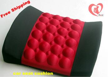 Free shipping Car lumbar support electric massage tournure cushion car cushion car