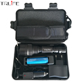 CREE C8 8000 lumens cree xml t6 L2 high power led flashlight DC Car Charger 1