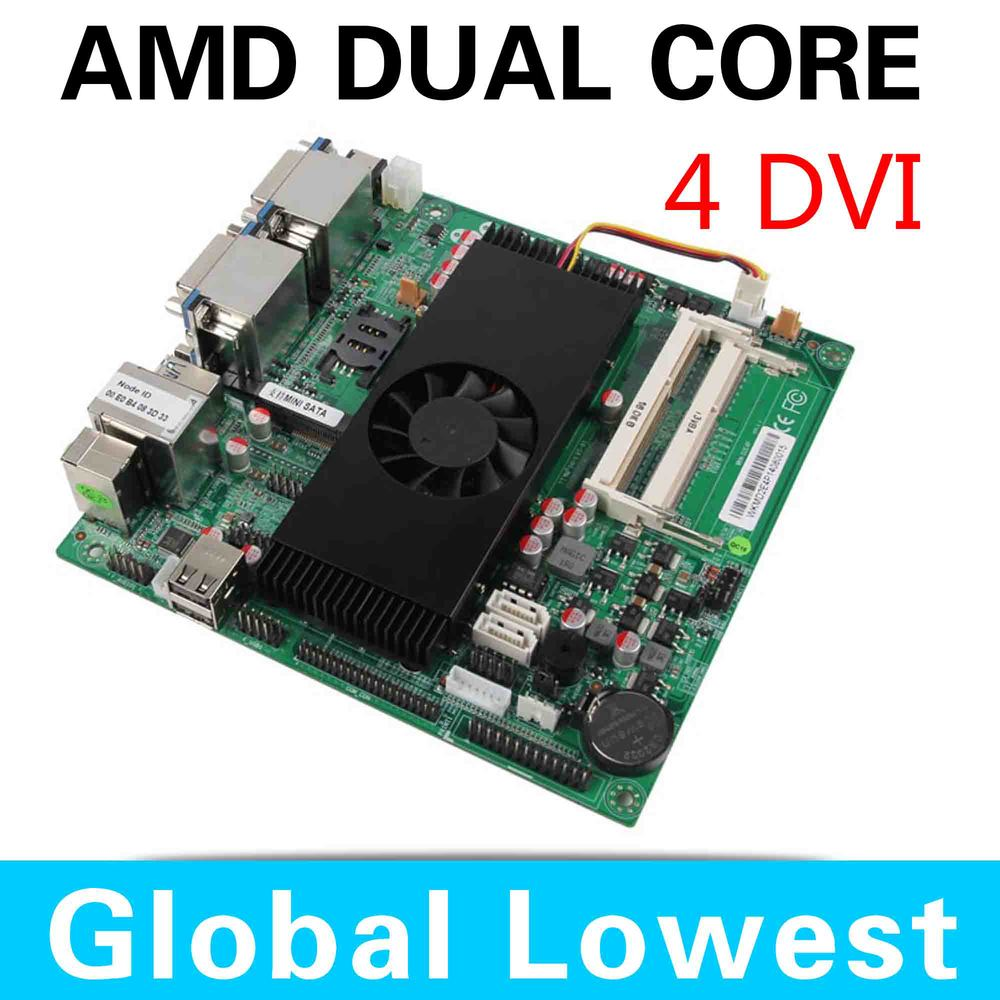 Highest cost effective motherboard XCY D2E4P R-272F 2.7 GHZ Mini ITX H61 mainboard personal computer motherboard(China (Mainland))