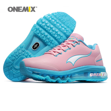 Max Woman Running Shoes For Women Nice Fashion Run Athletic Trainers Pink Blue Zapatillas Sports Shoe Outdoor Walking Sneakers