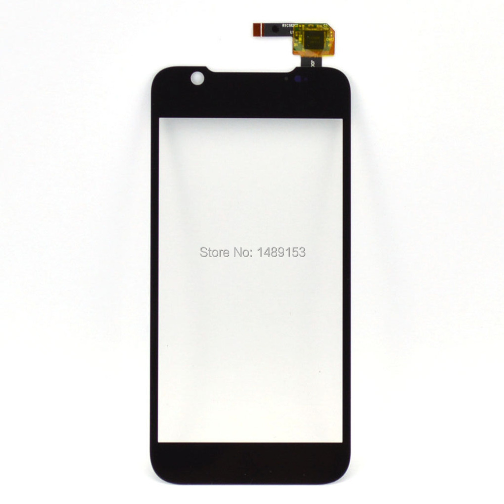 For ZTE V955 V985 V956 U817 U985 New Black Front Outter Digitizer Touch Screen Glass Panel Lens Replacement