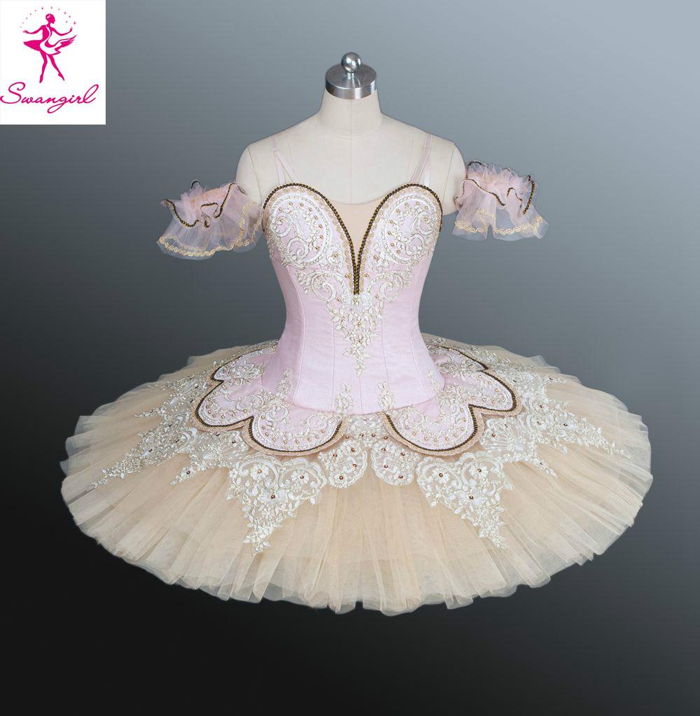 2015 New Arrival!adult light pink ballet tutu,nice classical tutu professional performance competition - Swangirl Dancewear Co,.LTD store