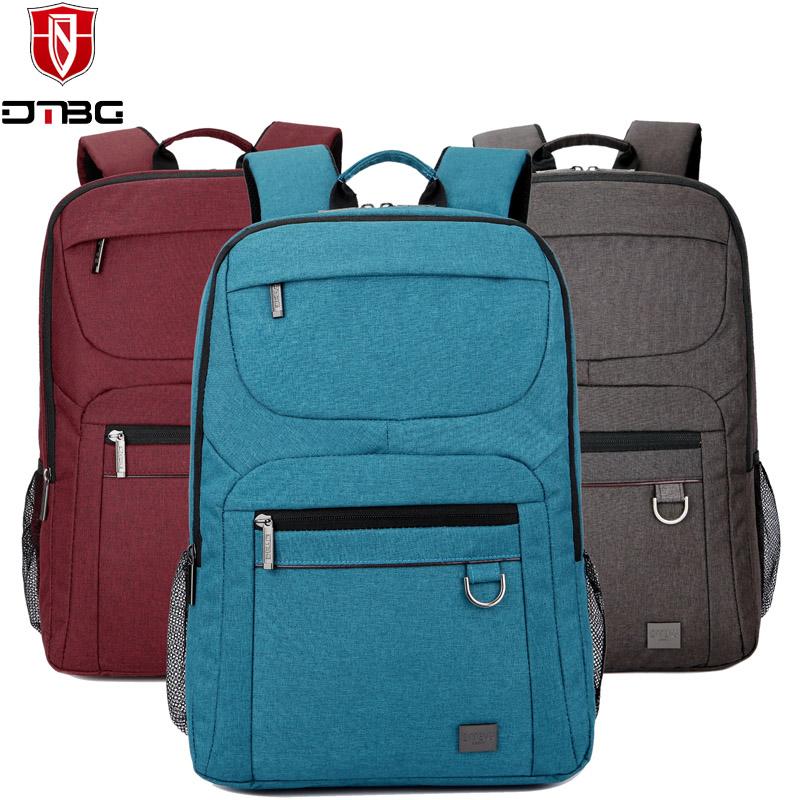 DTBG 15.6 inch Women Men Waterproof Laptop Backpack Outdoor Travel Hiking Messenger Notebook Bag for Macbook HP ASUS Dell Lenovo(China (Mainland))