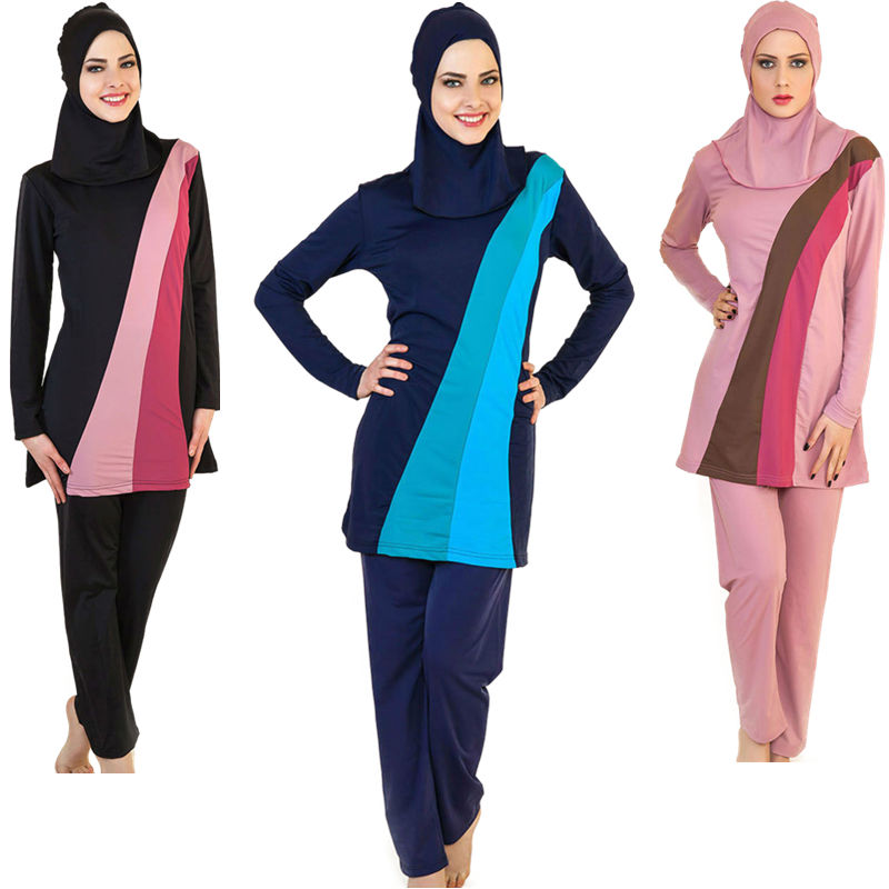 ... burkini here and ... 2b52cdd61551