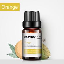 Эфирное масло для диффузора, ароматерапии масла увлажнитель 6 видов аромат лаванды, чайного дерева, розмарина, лемонграсса, оранжевый(China)