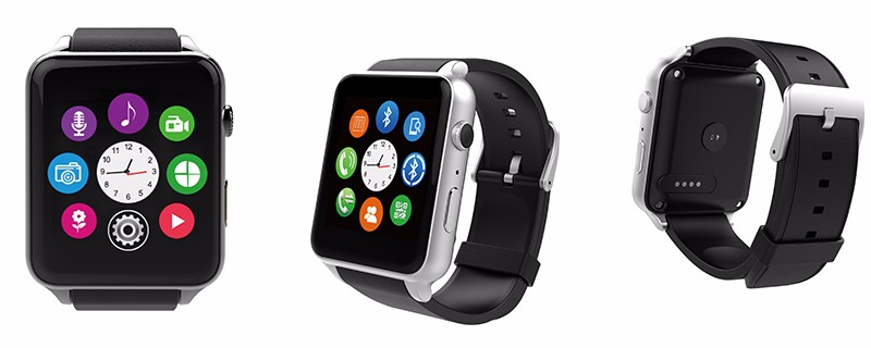 gt88 smart watch Rain Resistant Heart Rate Monitor Bluetooth Smartwatch Perfectly Compatible with IOS&Android System Smartphone