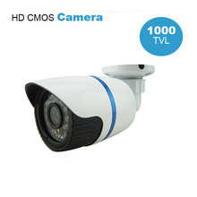 STAR 1000TVL 24IR CMOS Outdoor Weather proof CCTV Camera with ICR filter Security Surveillance Equipment Free Shipping(China (Mainland))