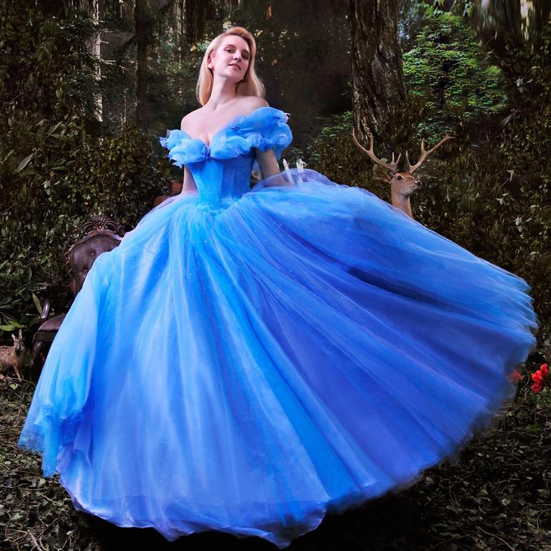 Платья как у принцесс