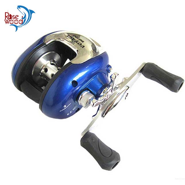 Best Baitcasting Reel 3BB Gear Ratio 6.2:1 Low Profile Bait Casting Reels Saltwater Sea Light Baitcasting Reel Carretilha China(China (Mainland))
