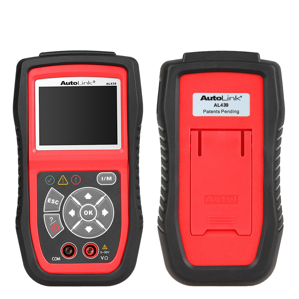 Hot Sale Autel AL439 OBDII Car Diagnostic Scan Tools for Cars Electrical Test Tool Code Reader Scanners for Cars(China (Mainland))