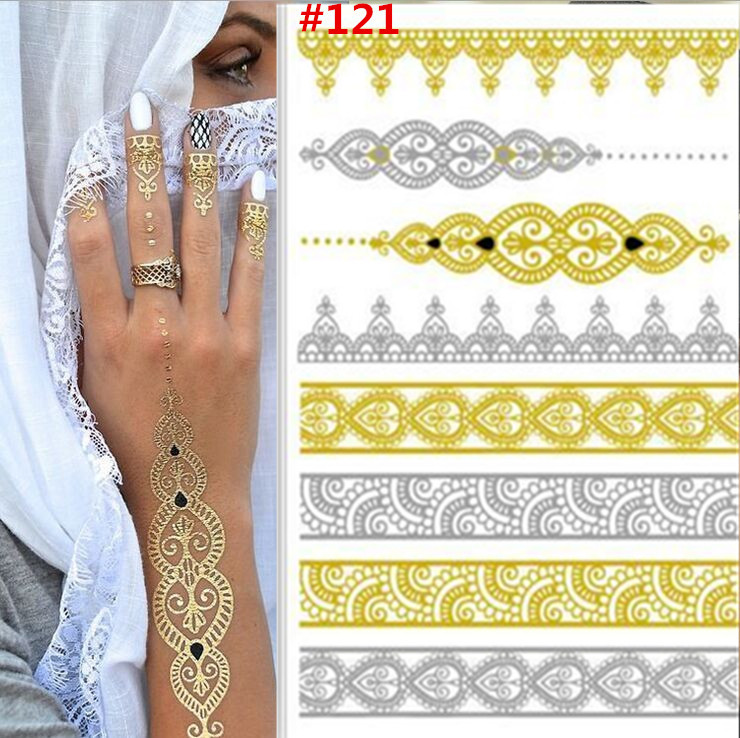 Hot Fashion Indian Style Traumatic Shelter Inspired Designs Temporary Flash Tattoo Stickers On The Body Flush Chalker Tatoo(China (Mainland))