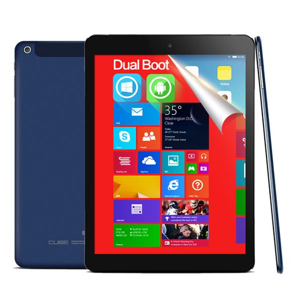 CUBE I6 Air 3G Dual Boot 9.7'' Air Retina Intel Z3735F Quad Core Windows8.1+Android4.4 2GB 32GB ROM GPS Phone Call tablet pc(China (Mainland))