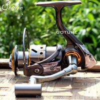 Discount Hot Sale High quality 12BB + 1 Bearing Balls Spinning Fishing Reel DK1000 DK2000 DK3000 DK4000 DK5000 DK6000