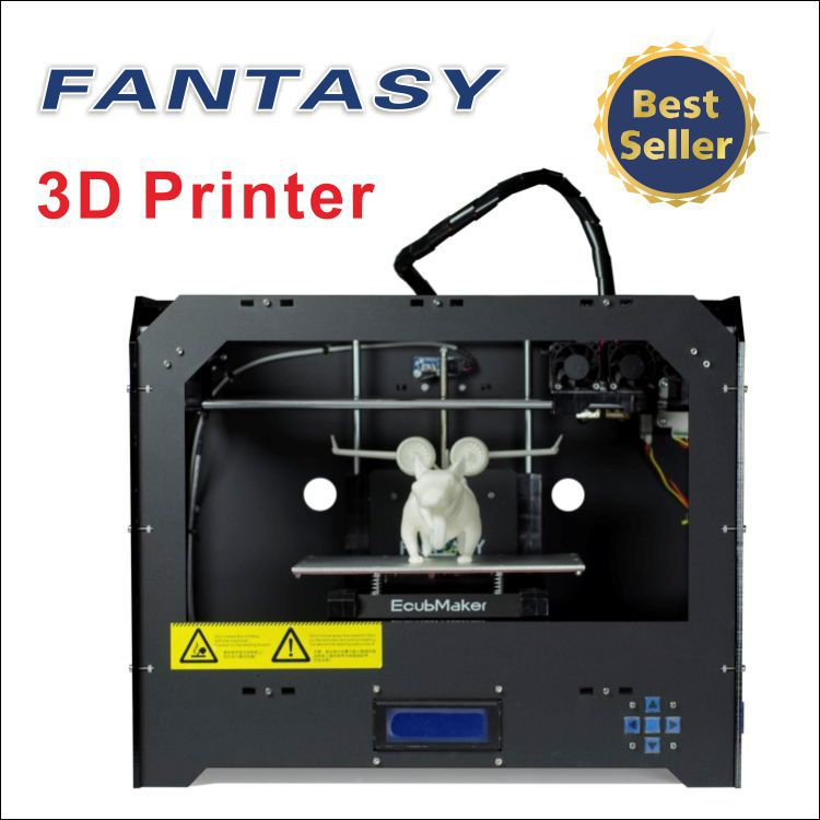 EcubMaker FANTASY STABLE FUNCTIONAL 3D PRINTER