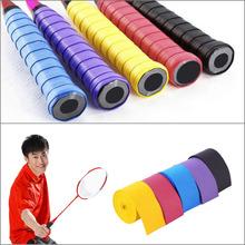 Anti-slip Racket Over GripsTennis Badminton Fishing Rods Anti-slip Absorption Racket Handle Tape Overgrip free shipping(China (Mainland))