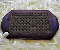 Wholesale 86cmX47cm Physical Therapy Massage Tourmaline Heating Mat Body Massager Cushion for Health Care Free Shipping
