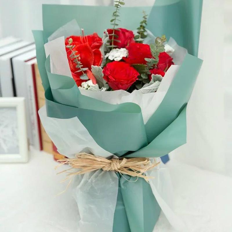 Цветы как упаковать