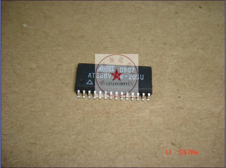 AT28BV256-20SU AT28BV256-25TI 256K battery voltage parallel EEPROM(China (Mainland))